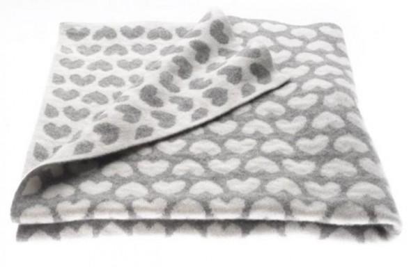 Herzchen Decke